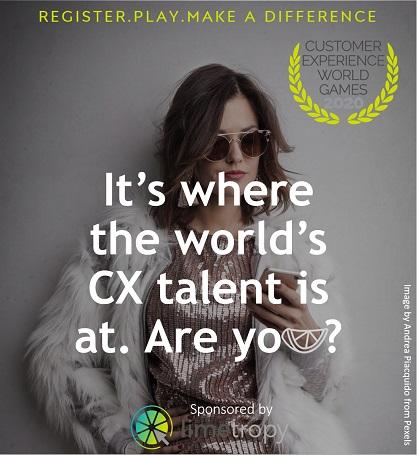 CX World Games Ad
